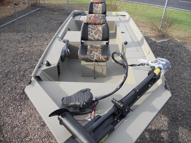 Andalusia Marine and Powersports, Inc - New Alweld 16ft Stick Steer