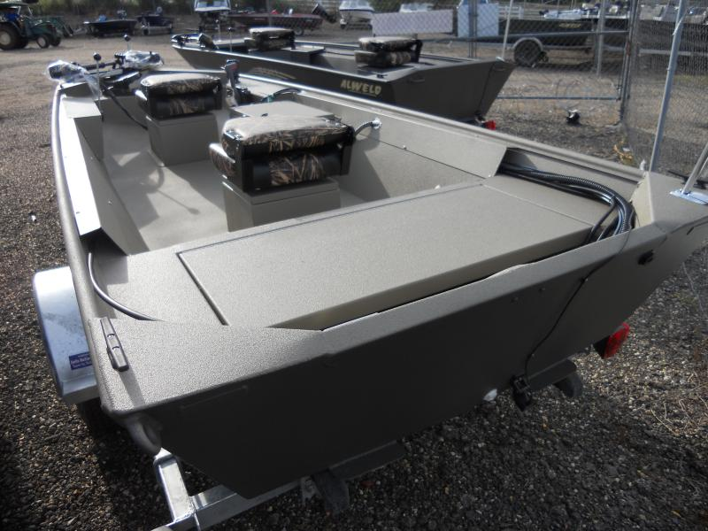 Andalusia Marine and Powersports, Inc - New Alweld 16ft